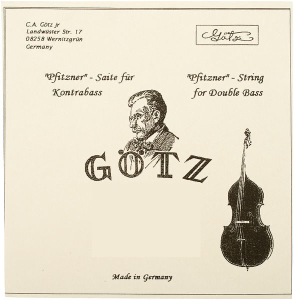 Gotz Double Bass Set