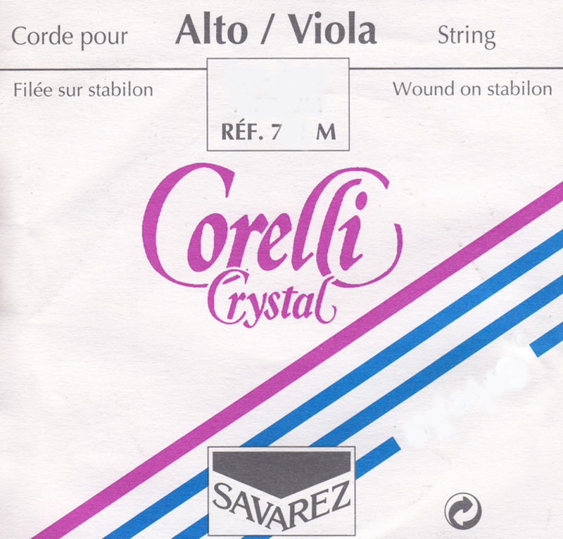 Corelli Viola Crystal Set