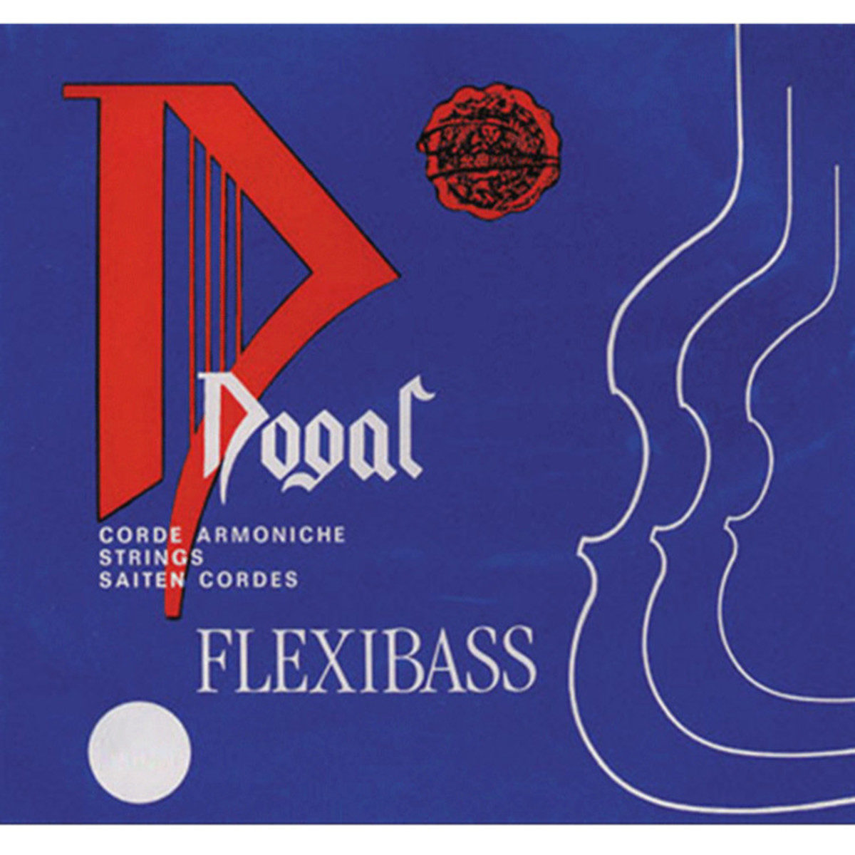 Dogal Flexibass Double Bass Set