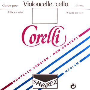Corelli New Concept Cello Set