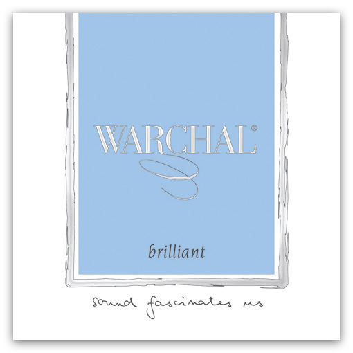 Warchal Brilliant Viola Set