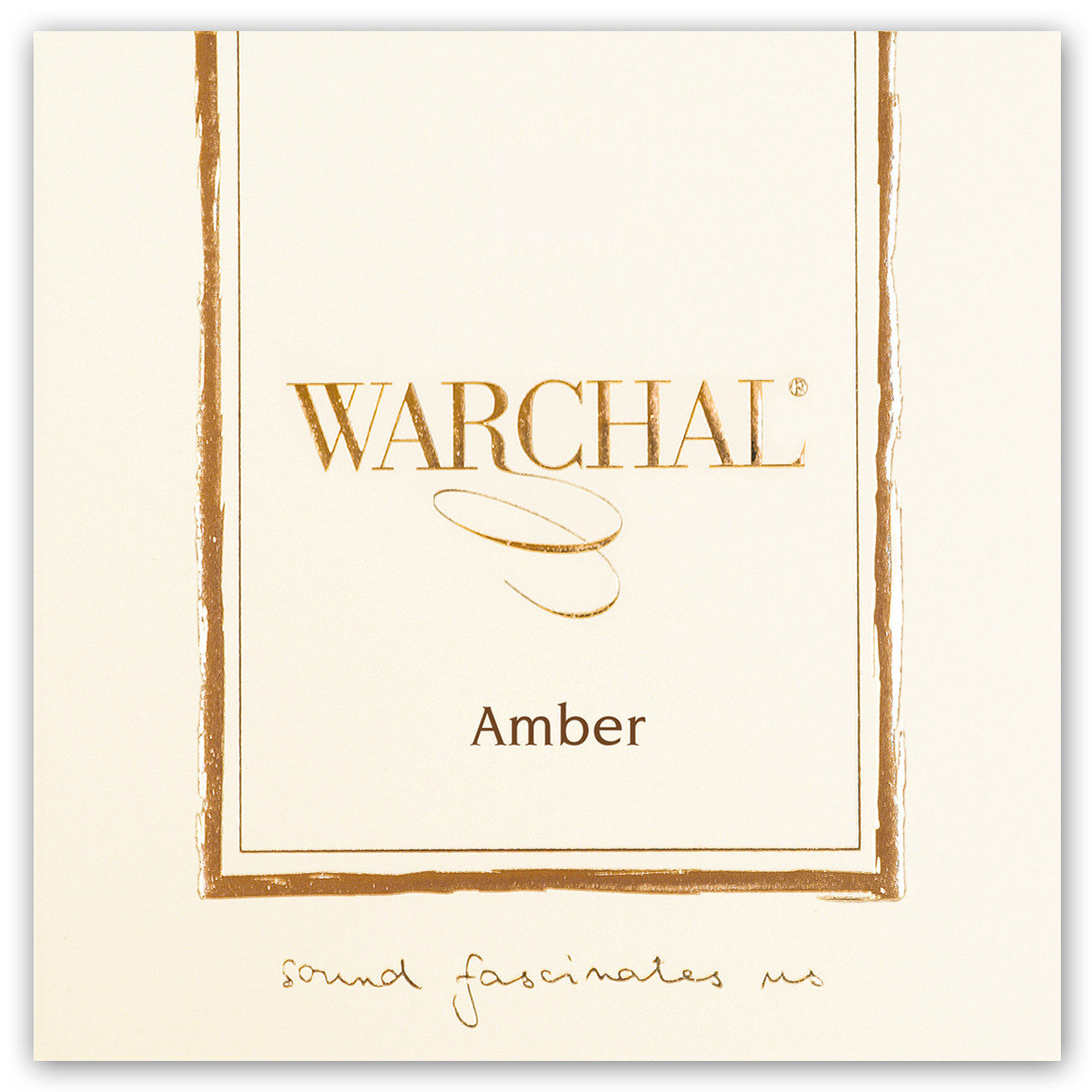 Warchal Amber Cello D
