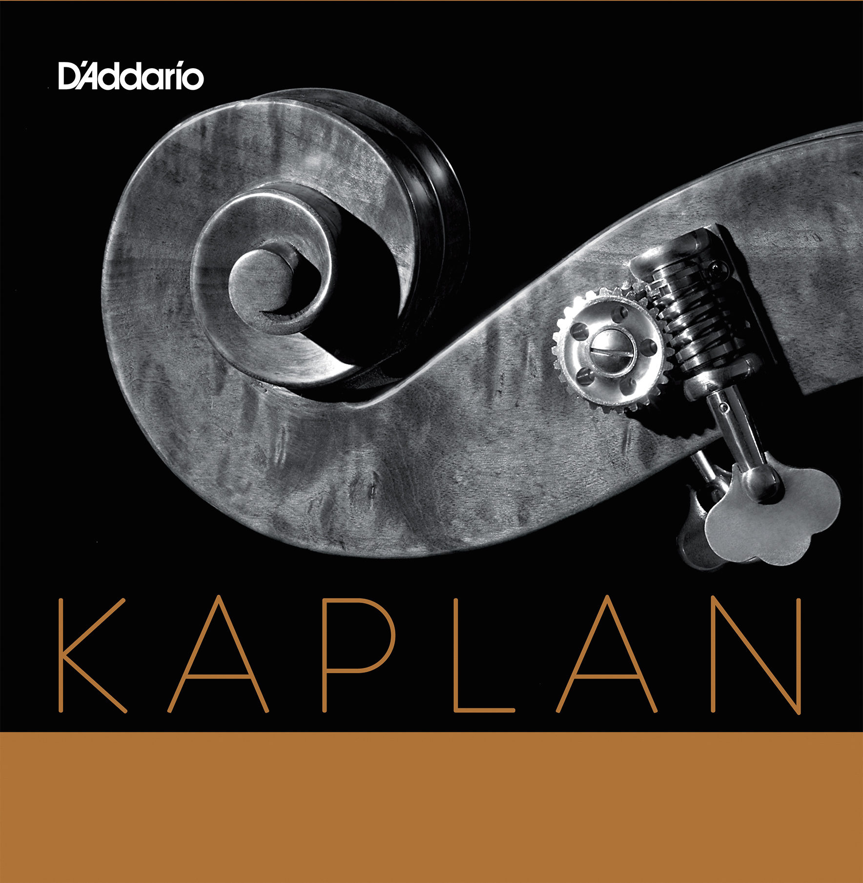 Kaplan Double Bass D or E Solo