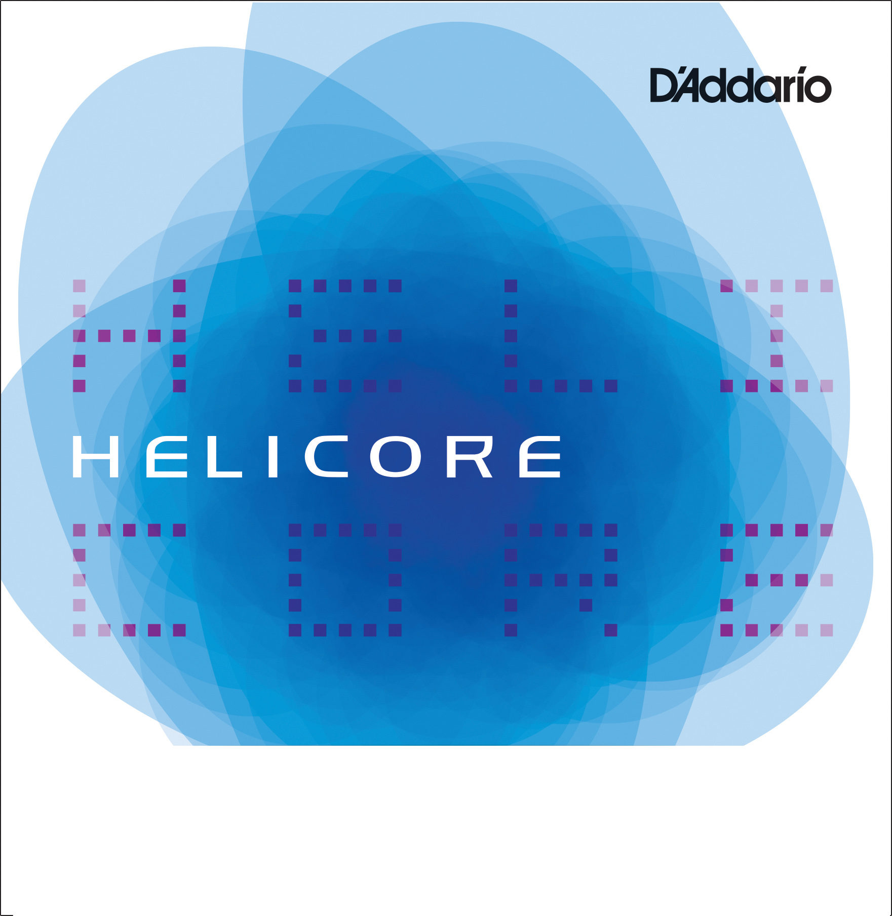 Helicore Pizzicato Double Bass Set