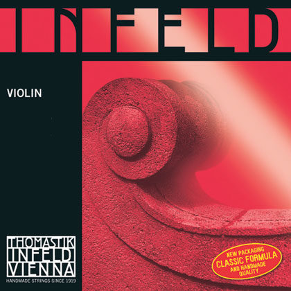 Infeld Red Violin Set