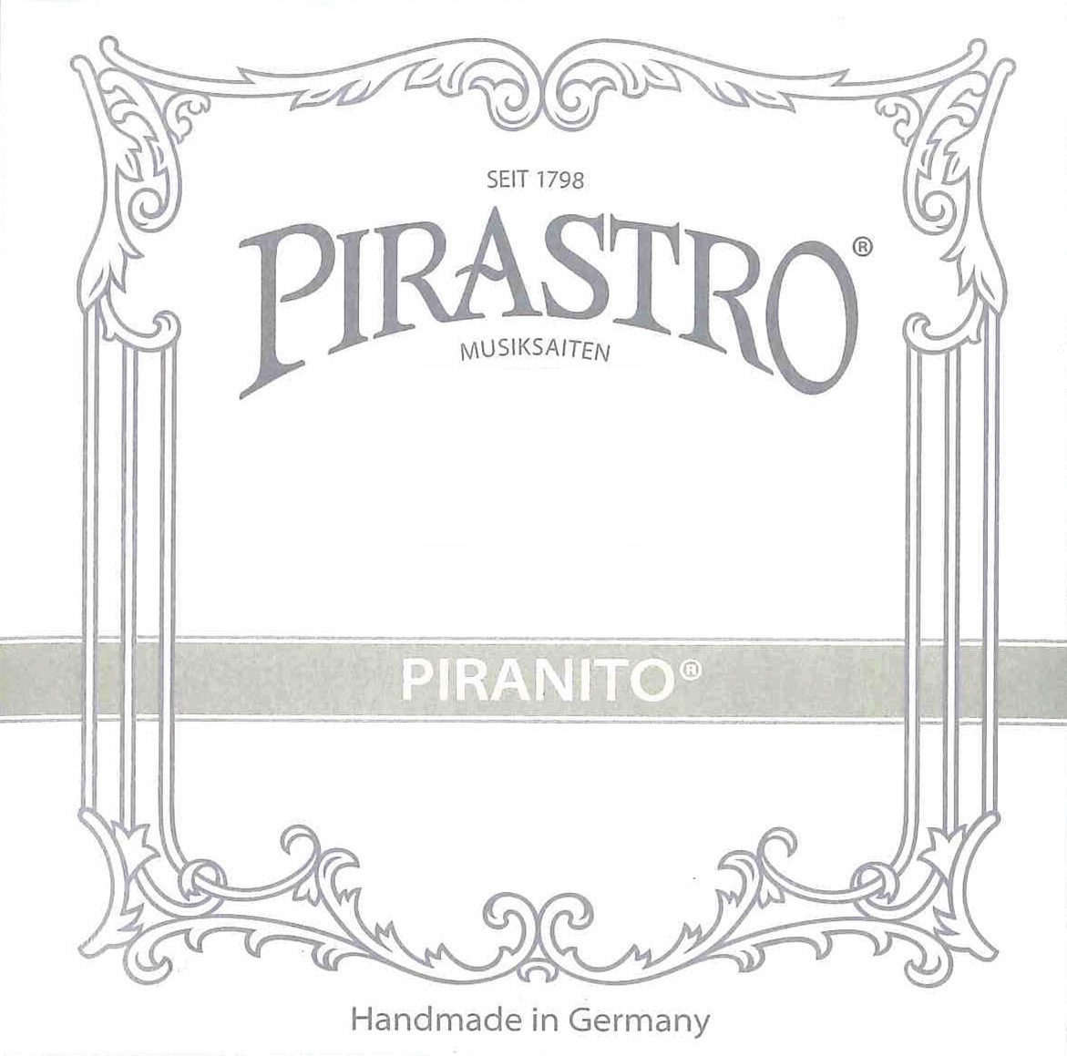 Piranito Violin Set