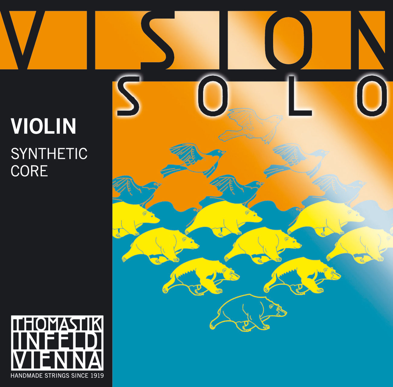 Vision Solo Violin Set
