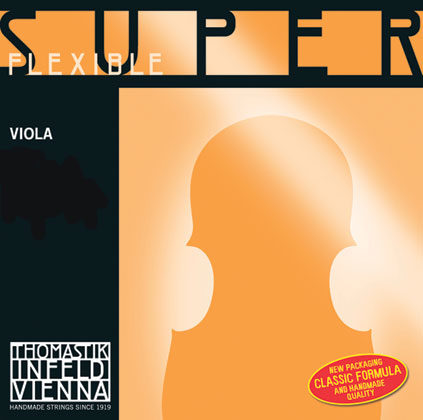 Superflexible Viola Set
