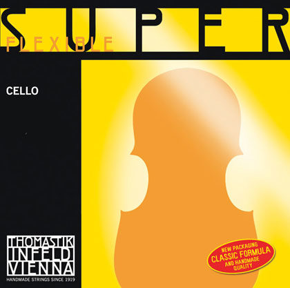Superflexible Cello Set