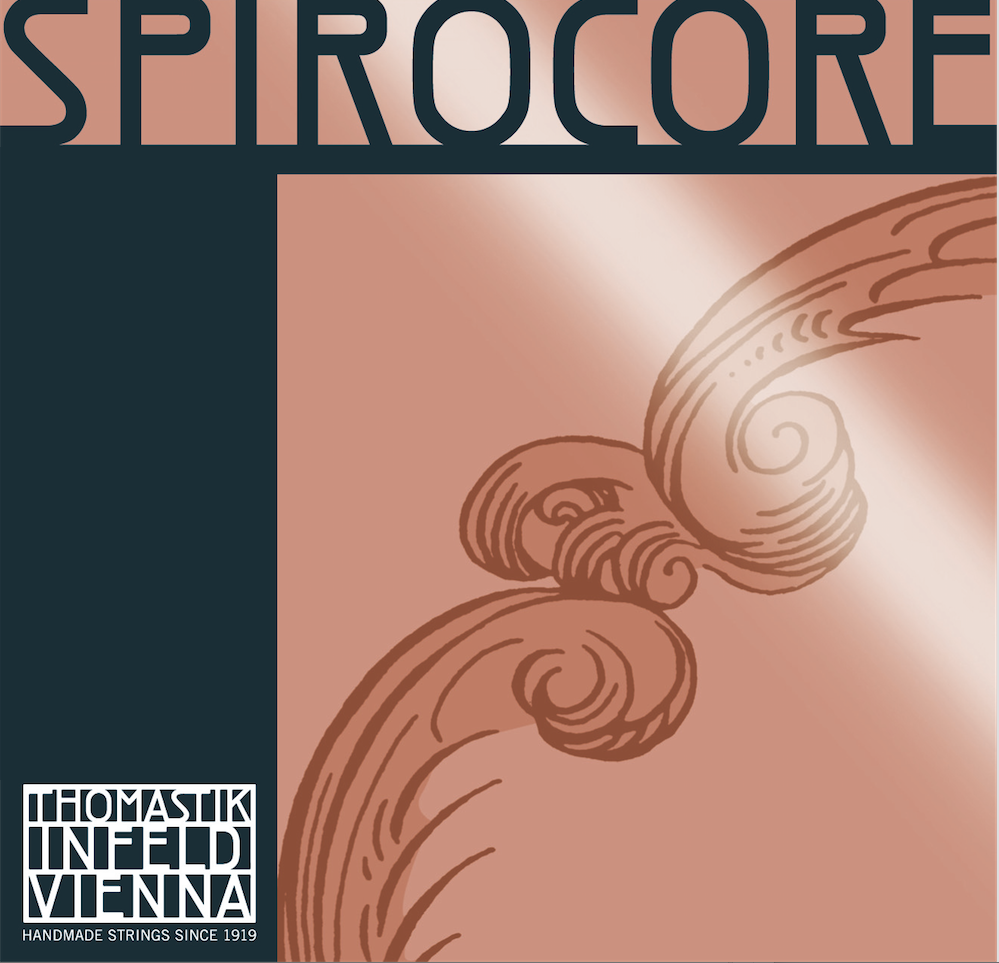 Spirocore Double Bass E (Orch) or F# (Solo)