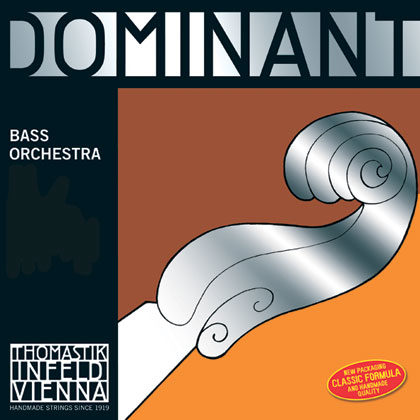 Dominant Double Bass G