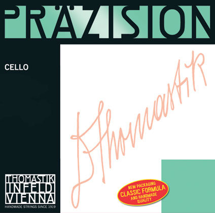 Präzision Cello