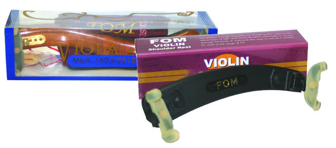 Fom Violin Shoulder Rests